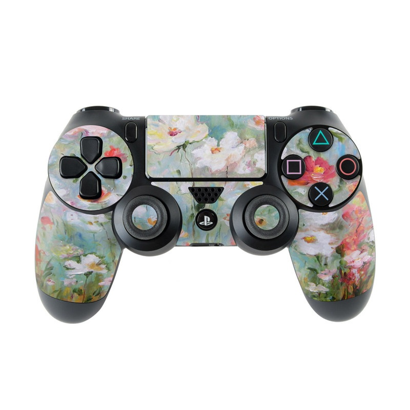 Flower Blooms PlayStation 4 Controller Skin