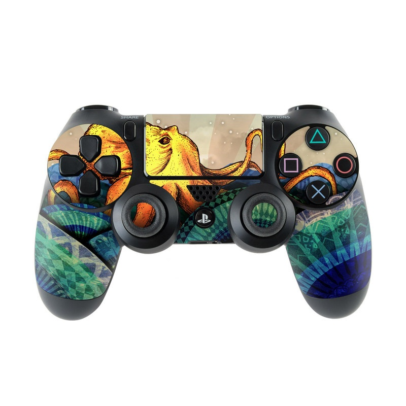 From the Deep PlayStation 4 Controller Skin
