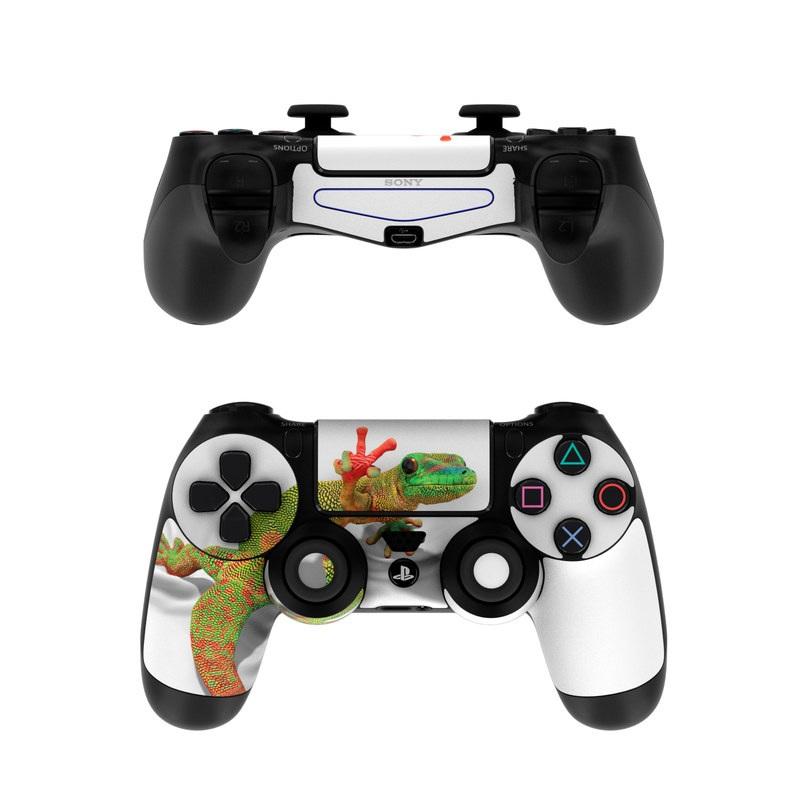 Gecko PlayStation 4 Controller Skin