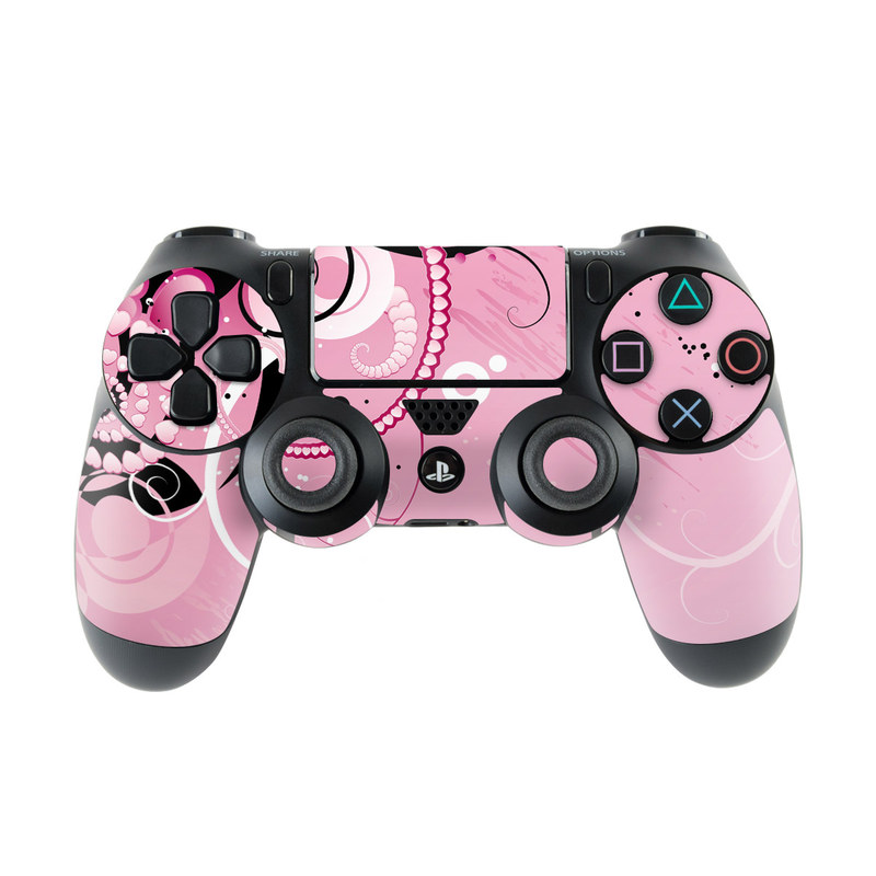 Her Abstraction PlayStation 4 Controller Skin