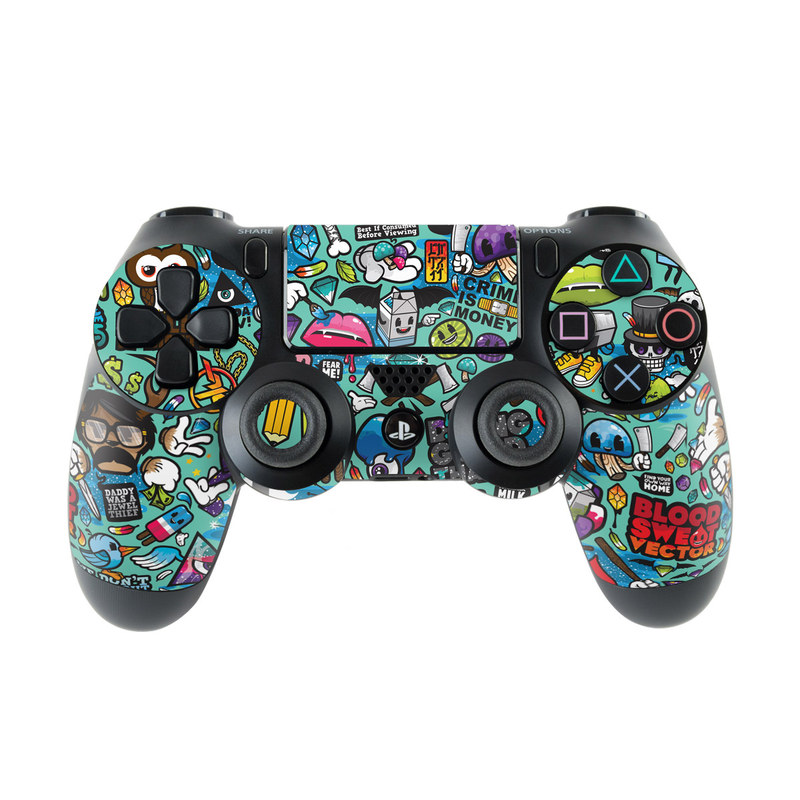 Jewel Thief PlayStation 4 Controller Skin