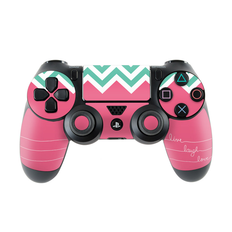 Live Laugh Love PlayStation 4 Controller Skin