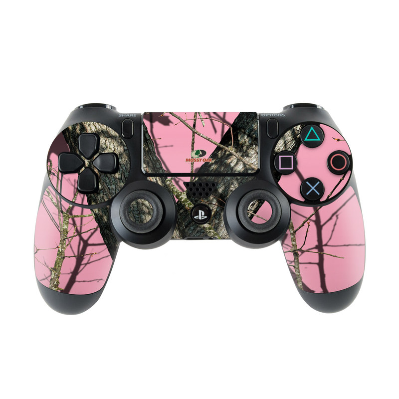 Break-Up Pink PlayStation 4 Controller Skin