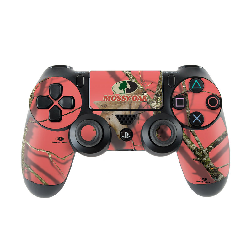 Break Up Lifestyles Salmon PlayStation 4 Controller Skin