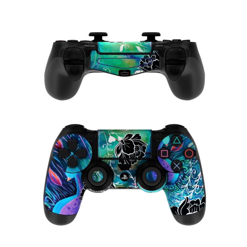 Peacock Garden PlayStation 4 Controller Skin