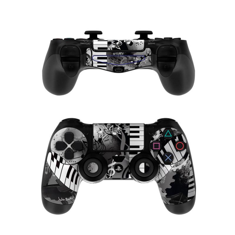 Piano Pizazz PlayStation 4 Controller Skin