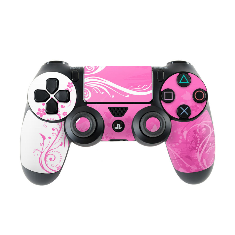 Pink Crush PlayStation 4 Controller Skin