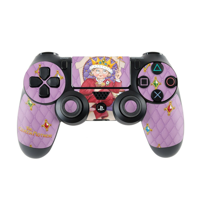 Queen Mother PlayStation 4 Controller Skin
