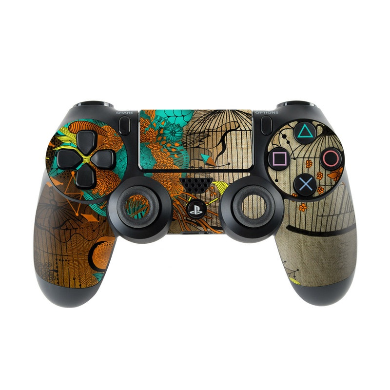 Rusty Lace PlayStation 4 Controller Skin