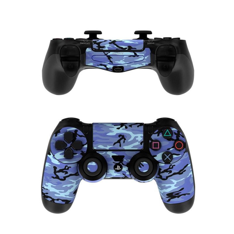 Sky Camo PlayStation 4 Controller Skin