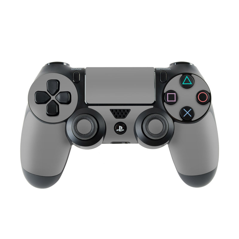 PlayStation 4 Controller Skin design of Atmospheric phenomenon, Daytime, Grey, Brown, Sky, Calm, Atmosphere, Beige with gray colors