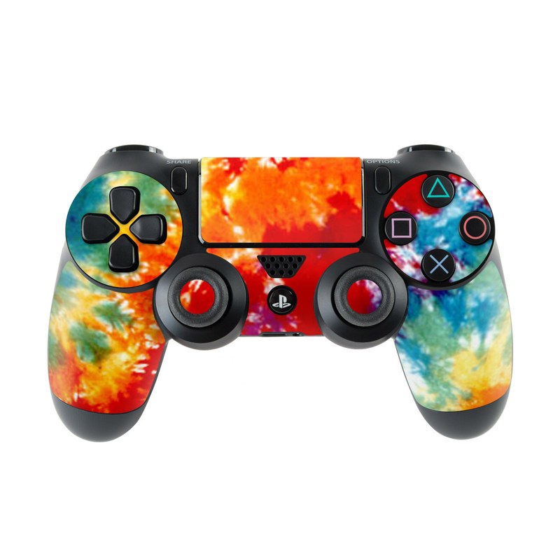 Tie Dyed PlayStation 4 Controller Skin