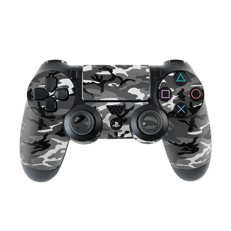 Urban Camo PlayStation 4 Controller Skin