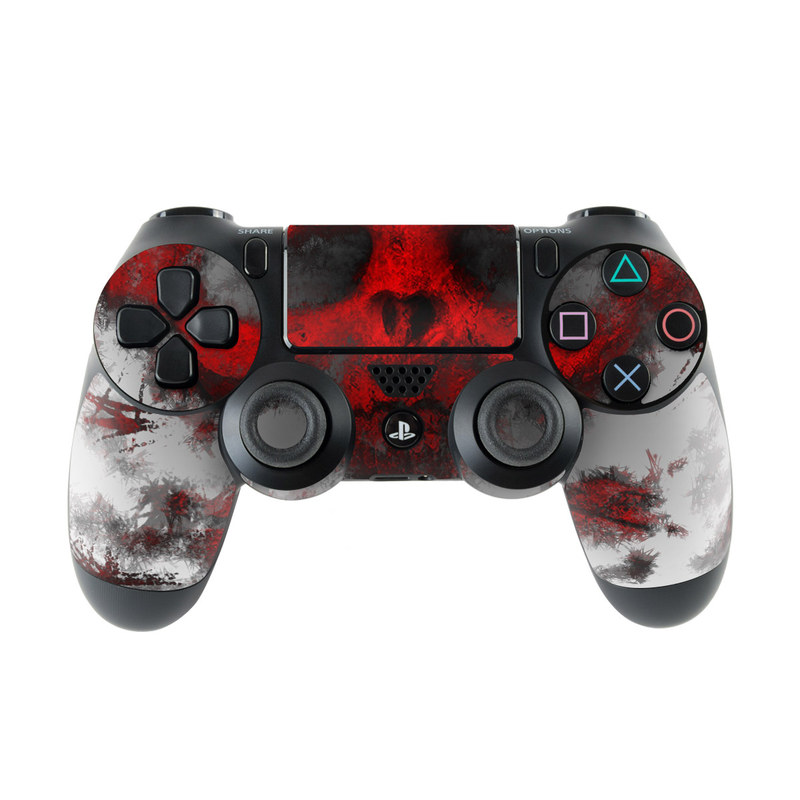 War Light PlayStation 4 Controller Skin