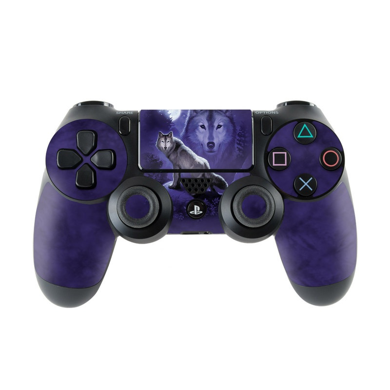 Wolf PlayStation 4 Controller Skin