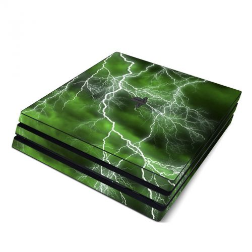 Apocalypse Green PlayStation 4 Pro Skin