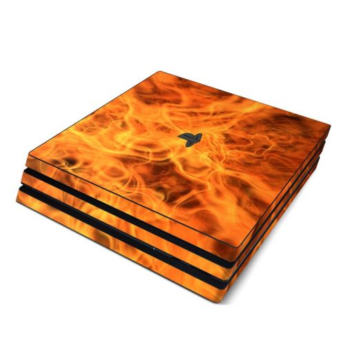 Combustion PlayStation 4 Pro Skin