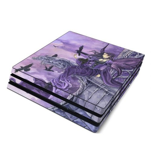 Dark Wings PlayStation 4 Pro Skin
