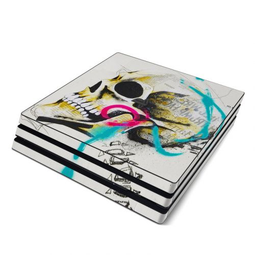Decay PlayStation 4 Pro Skin