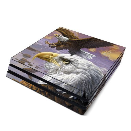 Eagle PlayStation 4 Pro Skin