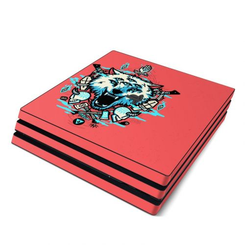 Ever Present PlayStation 4 Pro Skin