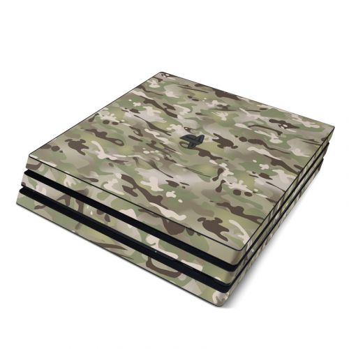 FC Camo PlayStation 4 Pro Skin