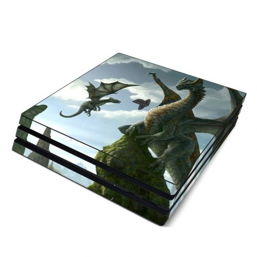 First Lesson PlayStation 4 Pro Skin