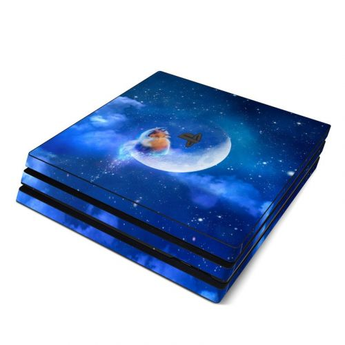 Moon Fox PlayStation 4 Pro Skin