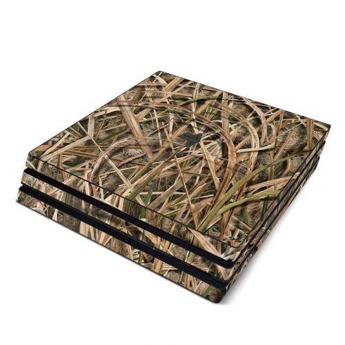 Shadow Grass Blades PlayStation 4 Pro Skin