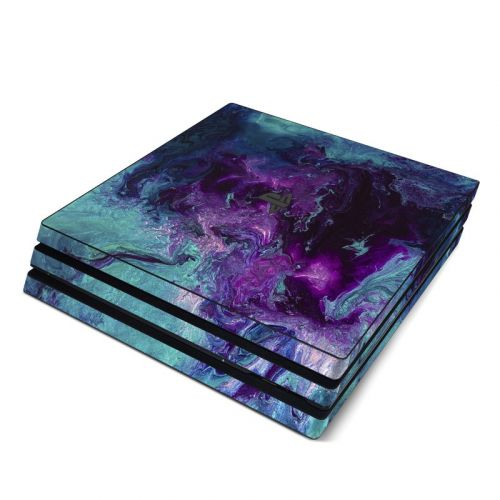 Nebulosity PlayStation 4 Pro Skin