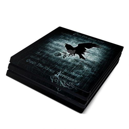Nevermore PlayStation 4 Pro Skin