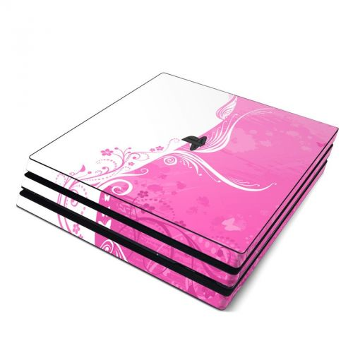 Pink Crush PlayStation 4 Pro Skin