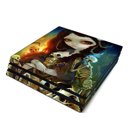 Princess of Bones PlayStation 4 Pro Skin