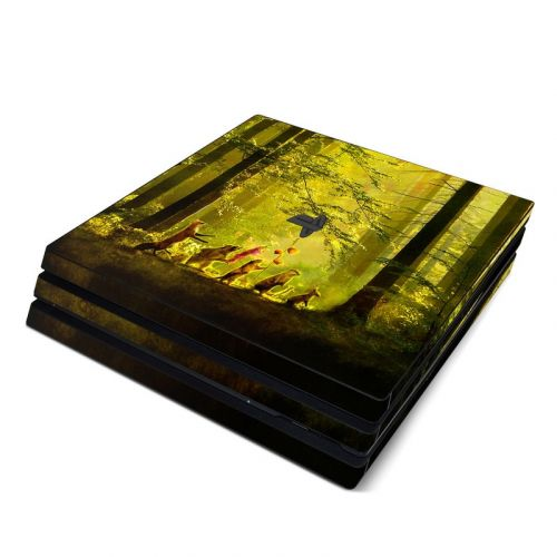 Secret Parade PlayStation 4 Pro Skin