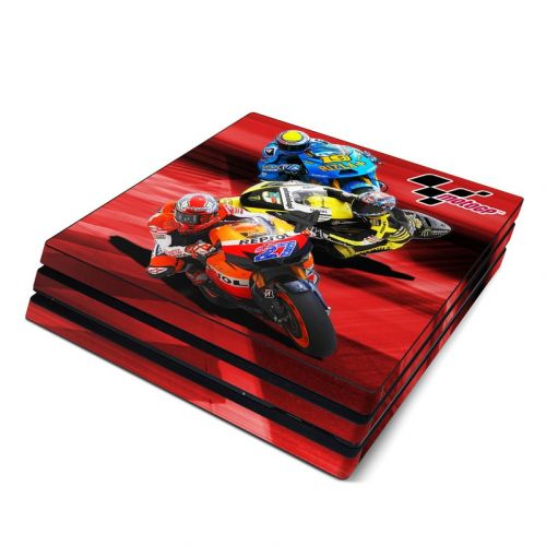 Speed Collage PlayStation 4 Pro Skin