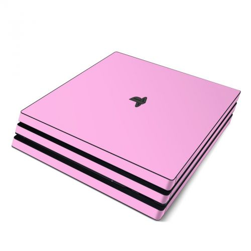 Solid State Pink PlayStation 4 Pro Skin