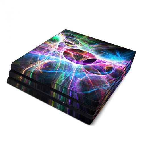 Static Discharge PlayStation 4 Pro Skin
