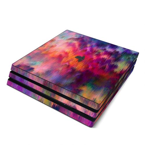 Sunset Storm PlayStation 4 Pro Skin