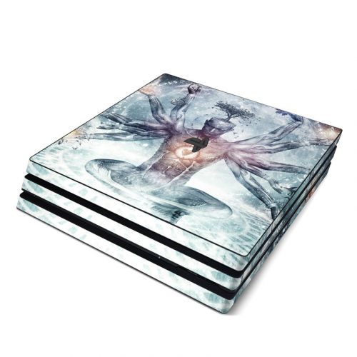 The Dreamer PlayStation 4 Pro Skin