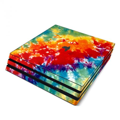 Tie Dyed PlayStation 4 Pro Skin