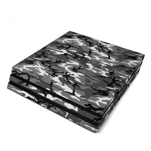 Urban Camo PlayStation 4 Pro Skin