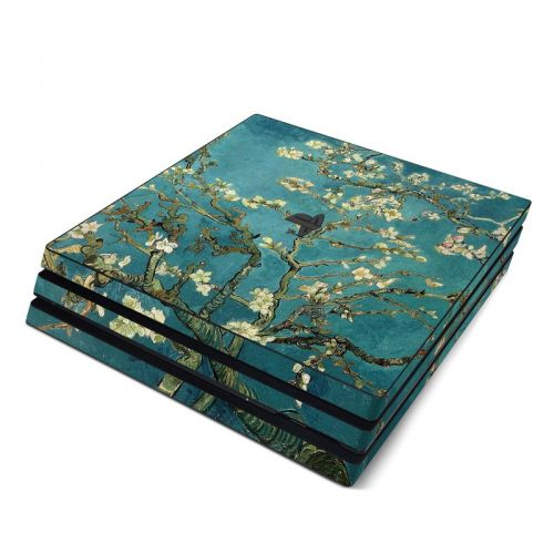Blossoming Almond Tree PlayStation 4 Pro Skin