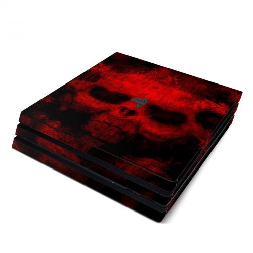 War PlayStation 4 Pro Skin
