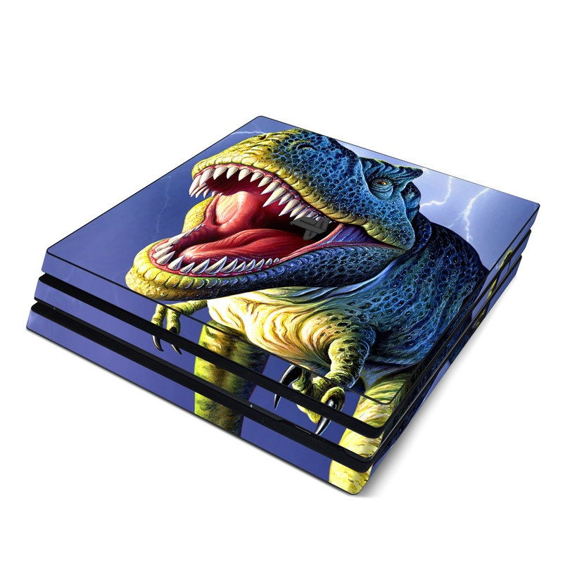 Big Rex PlayStation 4 Pro Skin