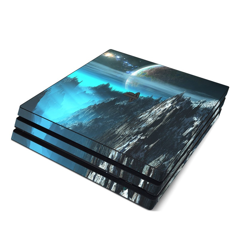 Path To The Stars PlayStation 4 Pro Skin