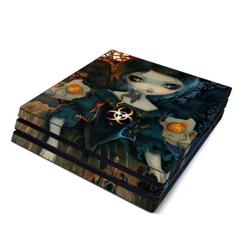 Pestilence PlayStation 4 Pro Skin