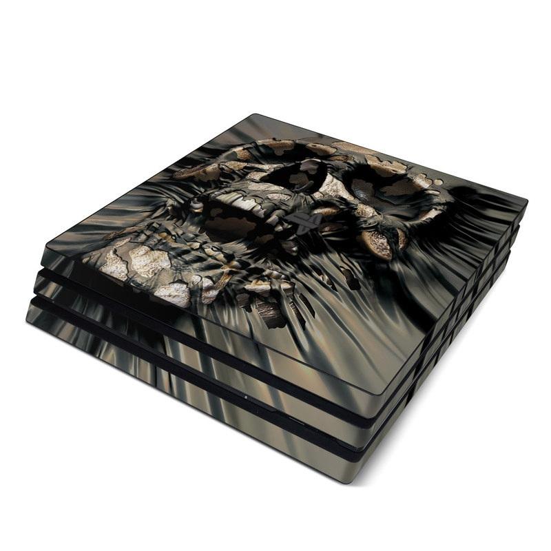 Skull Wrap PlayStation 4 Pro Skin