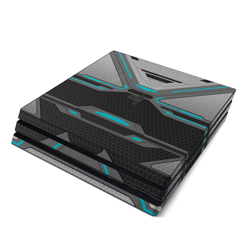 Spec PlayStation 4 Pro Skin