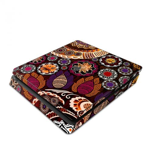 Autumn Mehndi PlayStation 4 Slim Skin