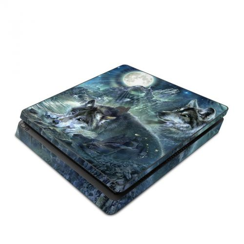 Bark At The Moon PlayStation 4 Slim Skin